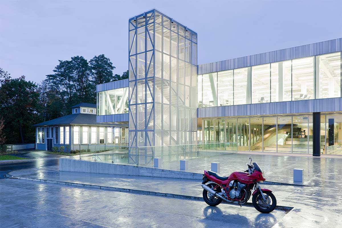 Milstein Hall College Of Architecture Art And Planning