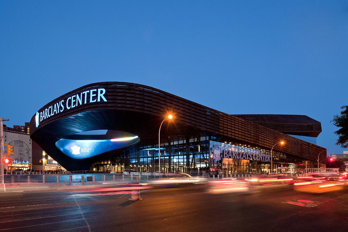 Barclays Center - New York NY, USA