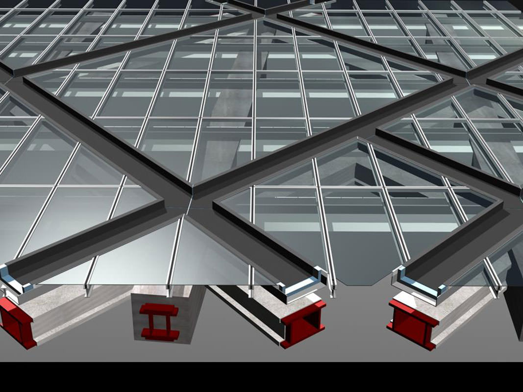 Cctv China Central Television Headquarters Front Inc
