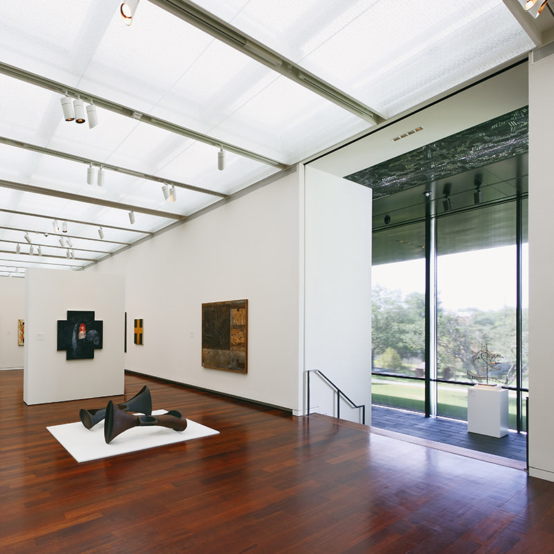 The Mcnay Art Museum Jane And Arthur Stieren Center For