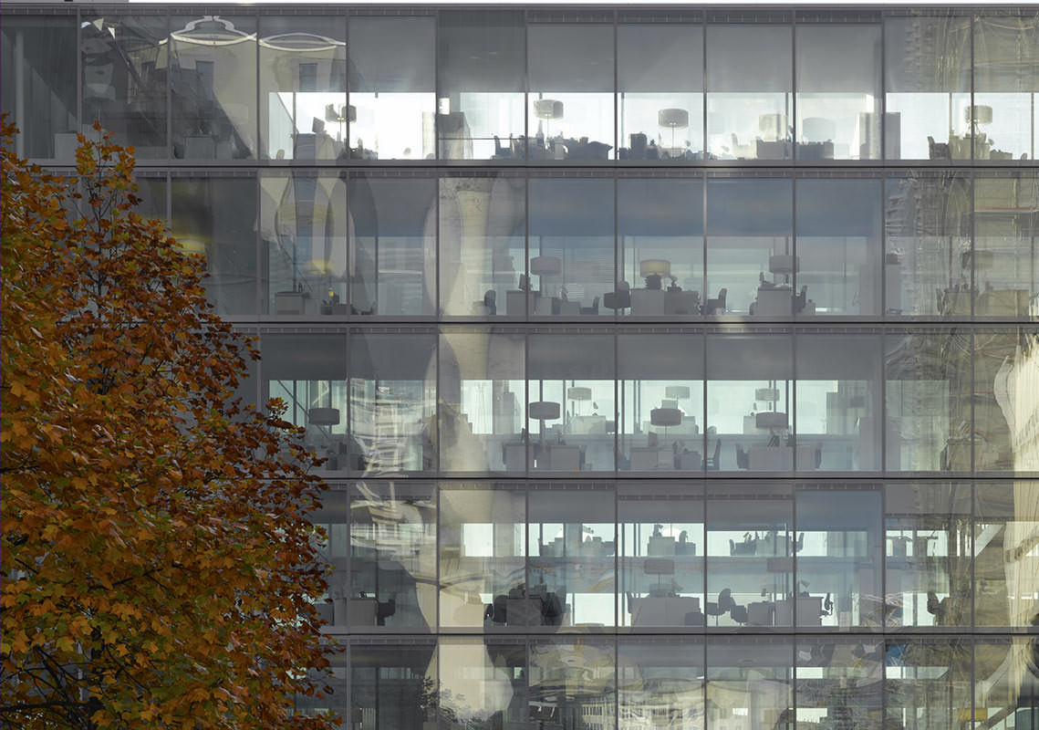 Novartis Fabrikstrasse 4 Office Building Novartis Global