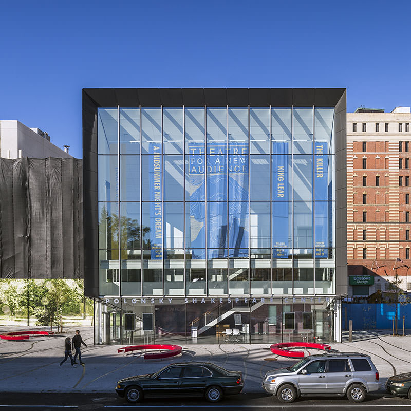 New Light Theater Project: Theater For A New Audience, Polonsky Shakespeare Center