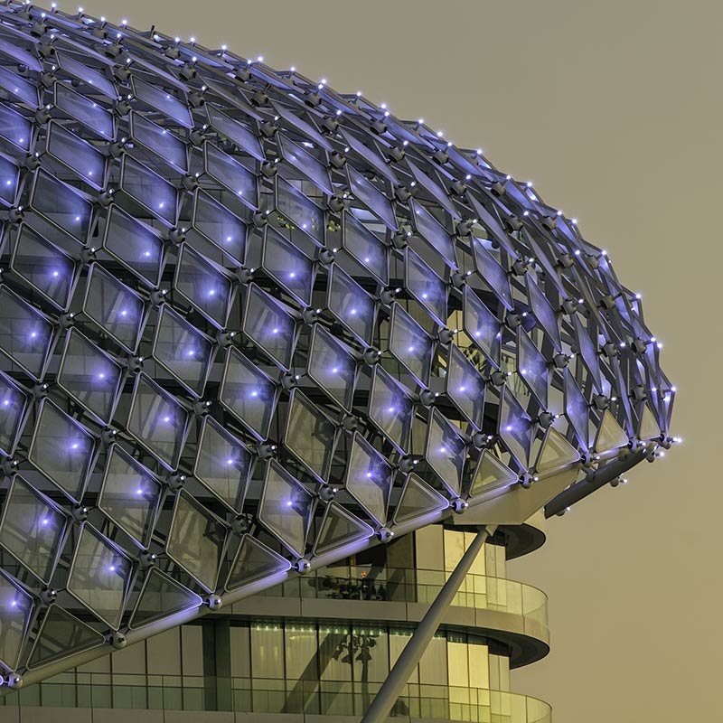 Yas Island Marina Hotel - Abu Dhabi, UAE