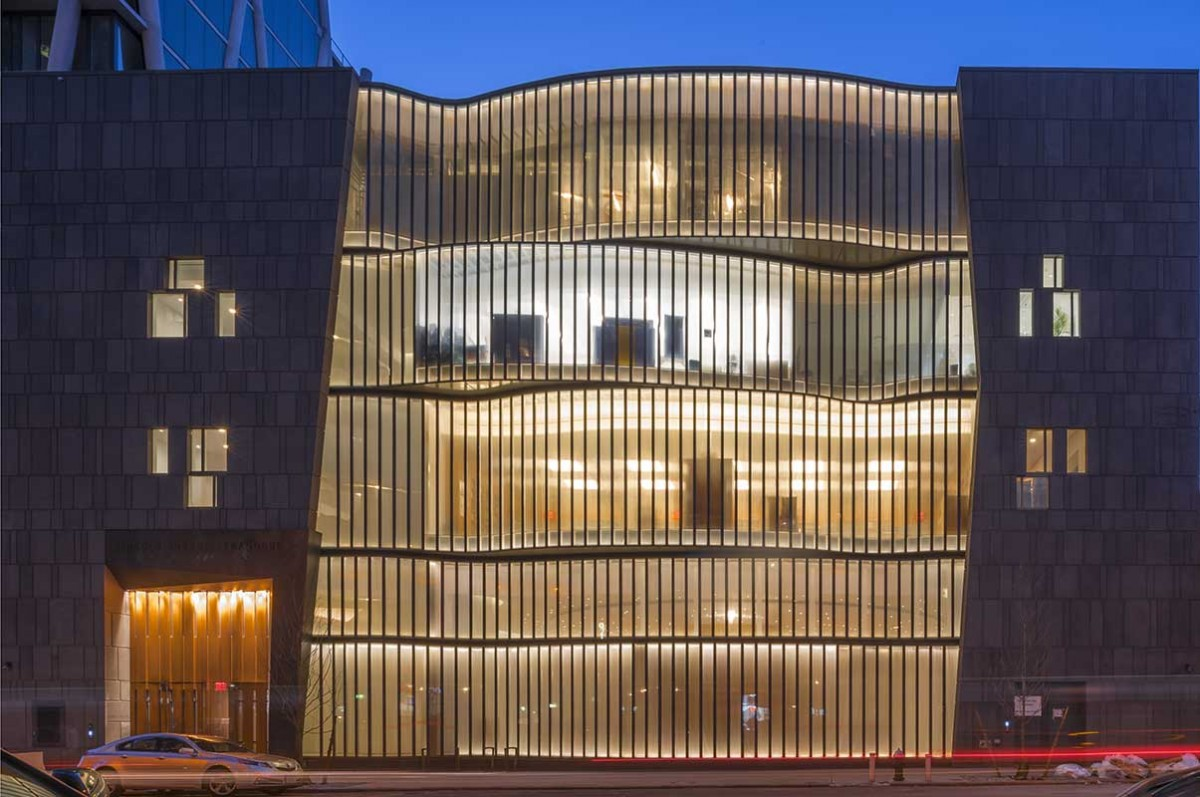 Lincoln Square Synagogue Awarded Top Honor at the 33rd Annual IALD Conference