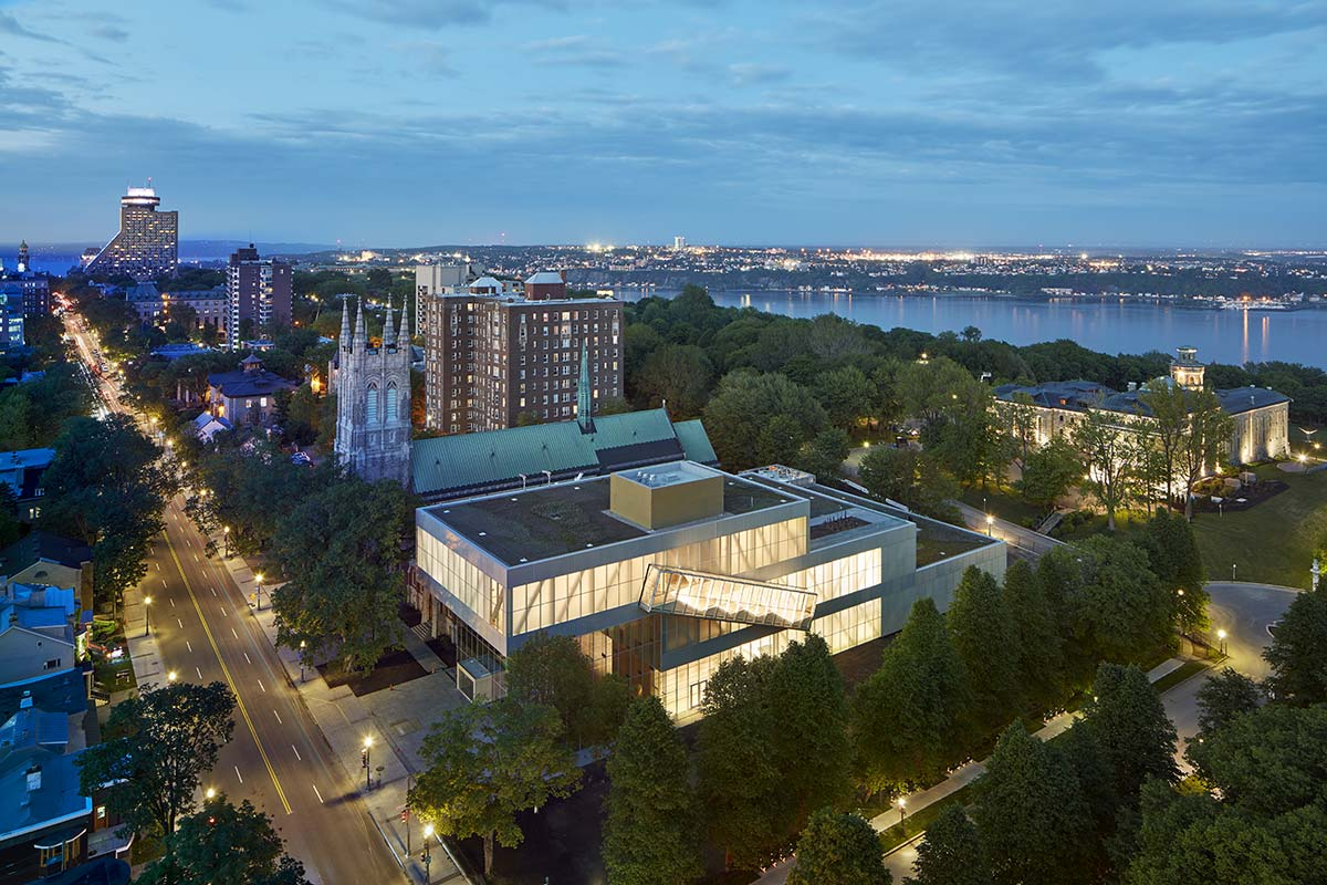 The Globe and Mail Covers the Opening of the New Wing of Musée national des beaux-arts du Québec