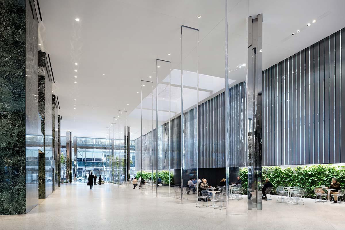 Park Avenue Plaza Lobby