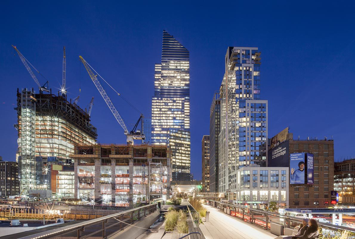 10 Hudson Yards by KPF Featured in Architectural Record