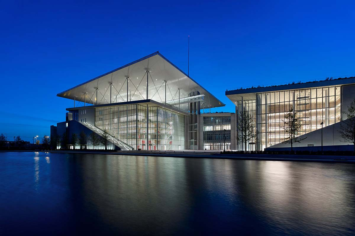 "SNFCC Won ""International Project of the Year"" at the Building Awards"