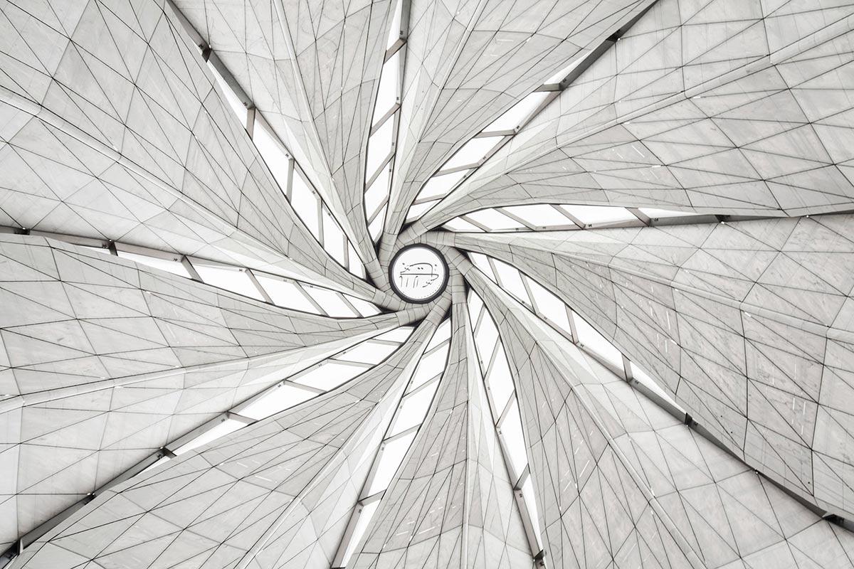 Bahá'í Temple of South America wins AIA 2017 Innovation Award in the Stellar Design Category