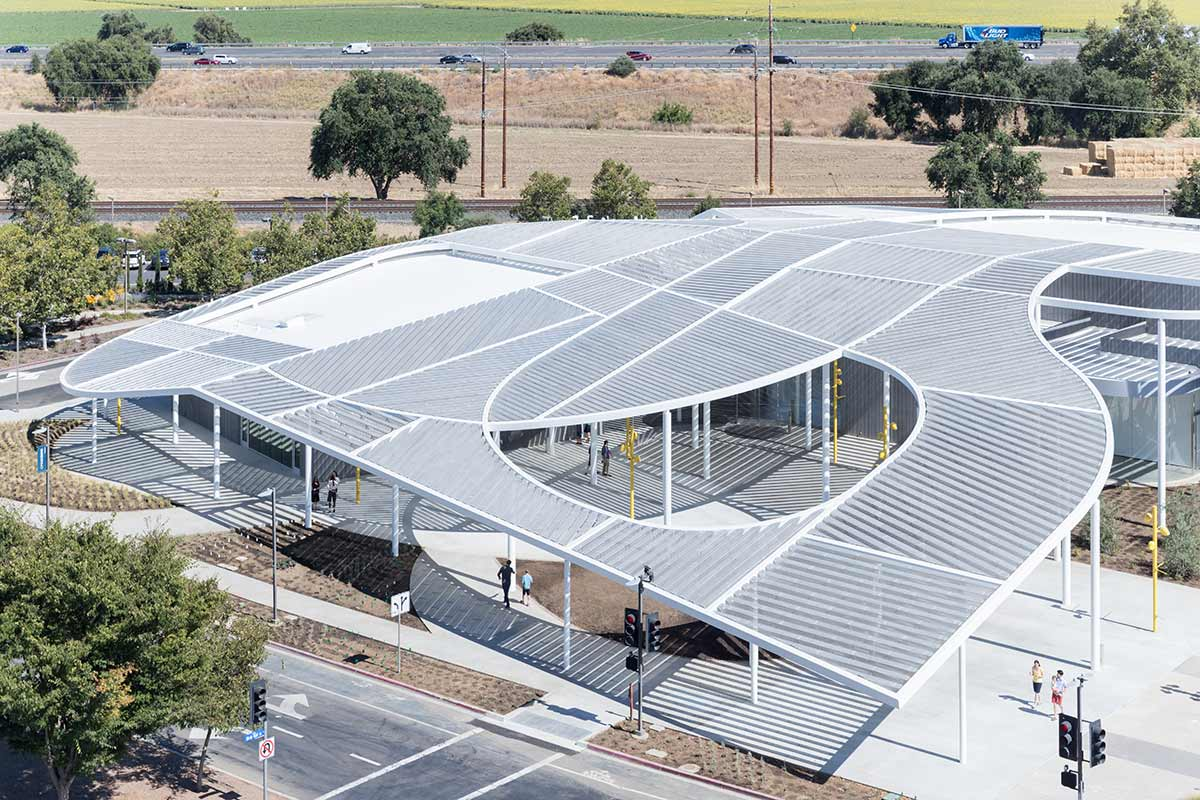 Manetti Shrem Museum of Art wins AIASF Merit Award