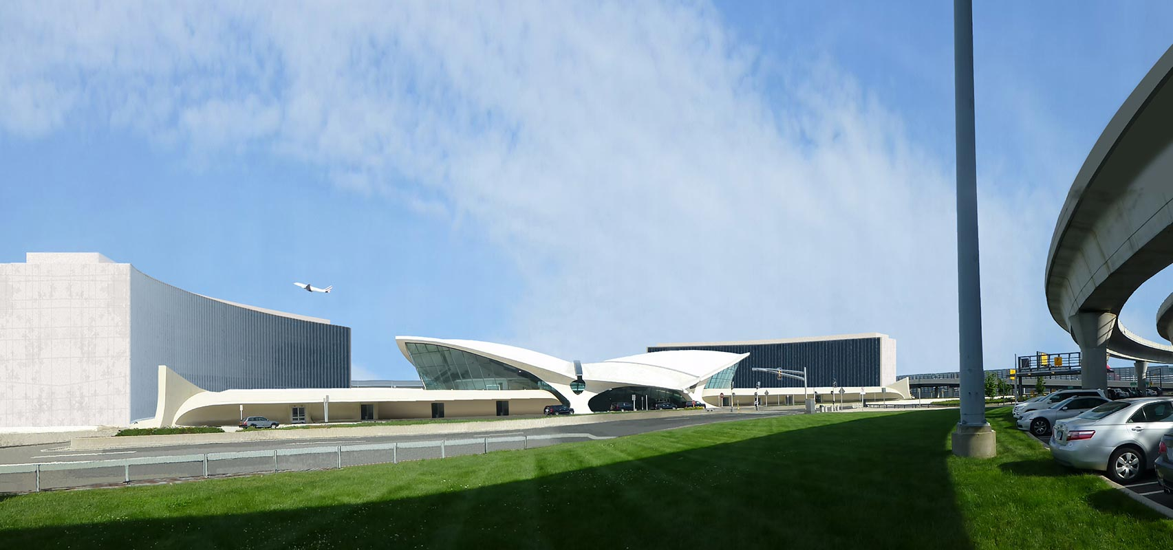 Twa flight center hotel for Hotel at jfk terminal