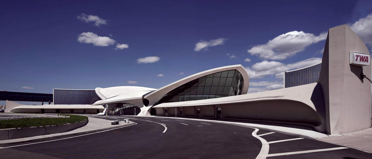 Governor Cuomo and MCR Development break ground on TWA Hotel