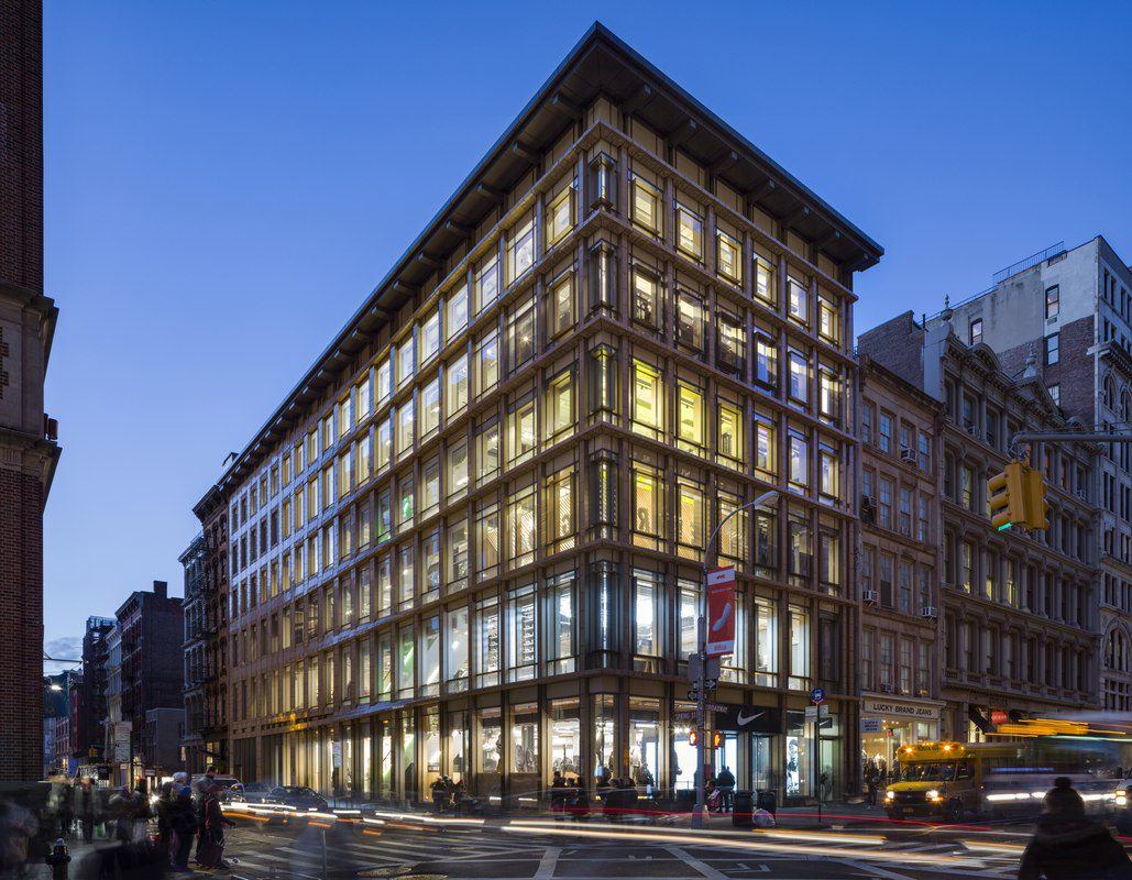 529 Broadway, by BKSK Architects, Reviewed by the New York Times