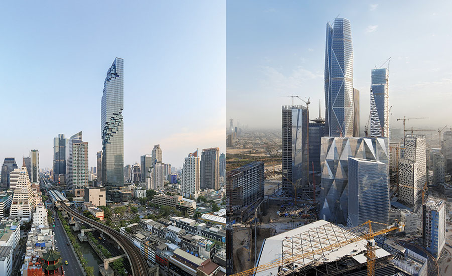 Architectural Record's List of 8 Upcoming Next Generation Towers Around the World