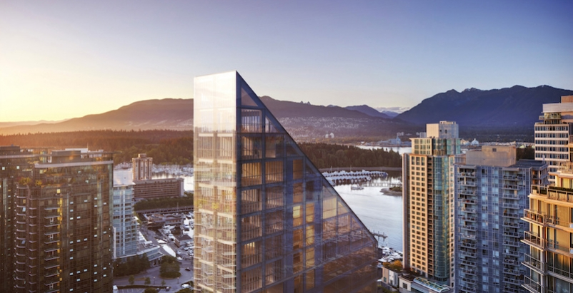 Shigeru Ban-designed residential structure poised to become world's tallest hybrid timber building