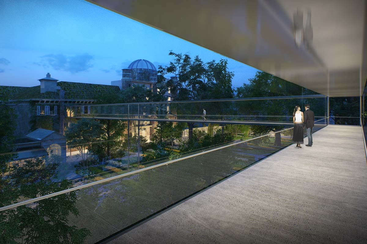 The Pinacoteca di Brera Announces Planned Pedestrian Bridge
