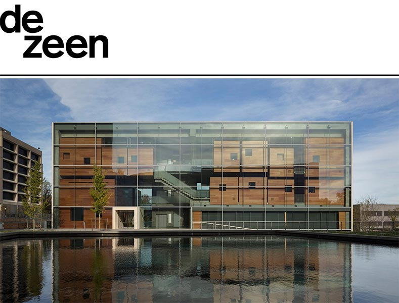 Princeton's New Lewis Center for the Arts Documented in Dezeen