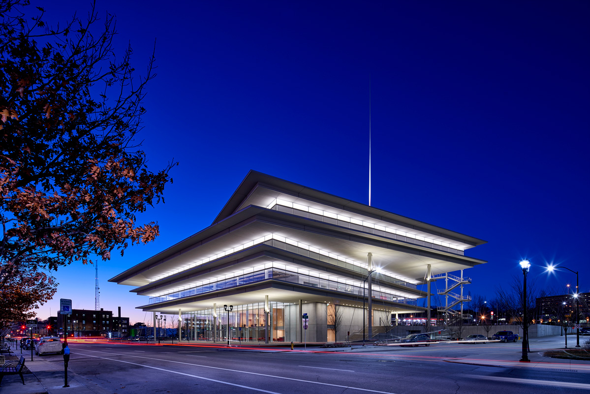 Krause Gateway Center - Des Moines IA, USA