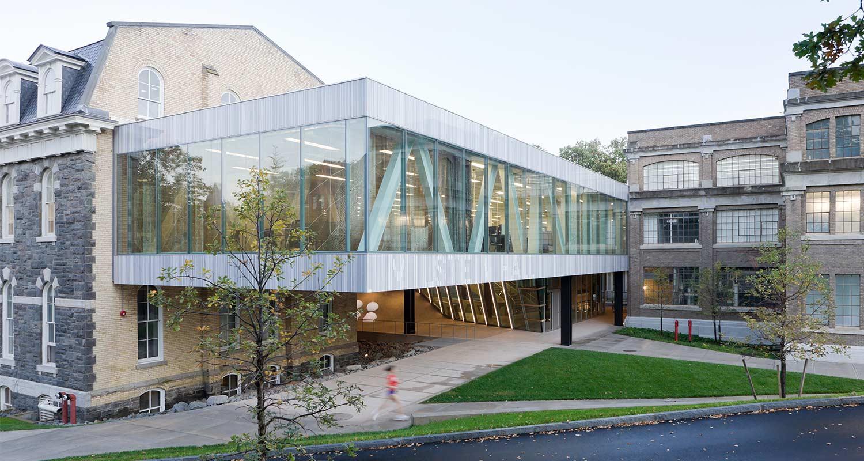 Milstein hall college of architecture art and planning - Cornell university interior design ...