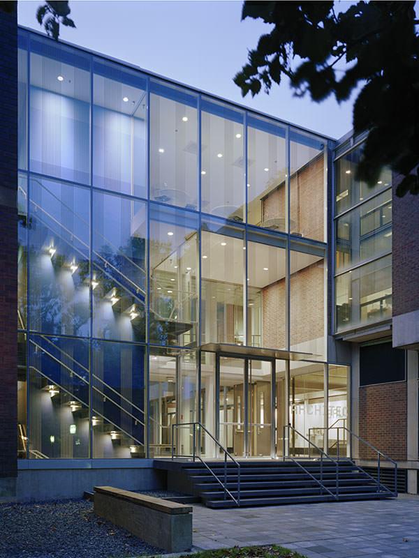 Princeton University School of Architecture Addition