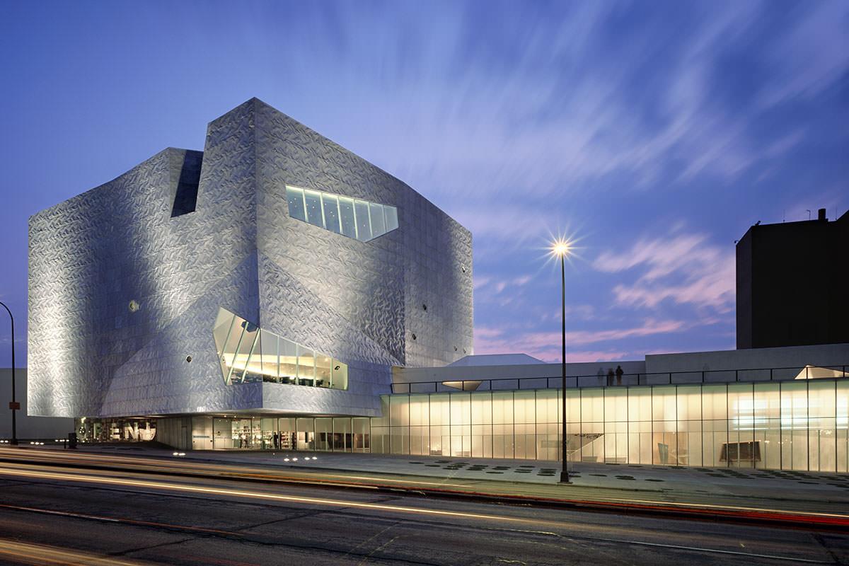 Walker Art Center Expansion And Renovation Front Inc