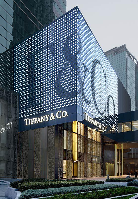 Tiffany Shanghai Flagship Store