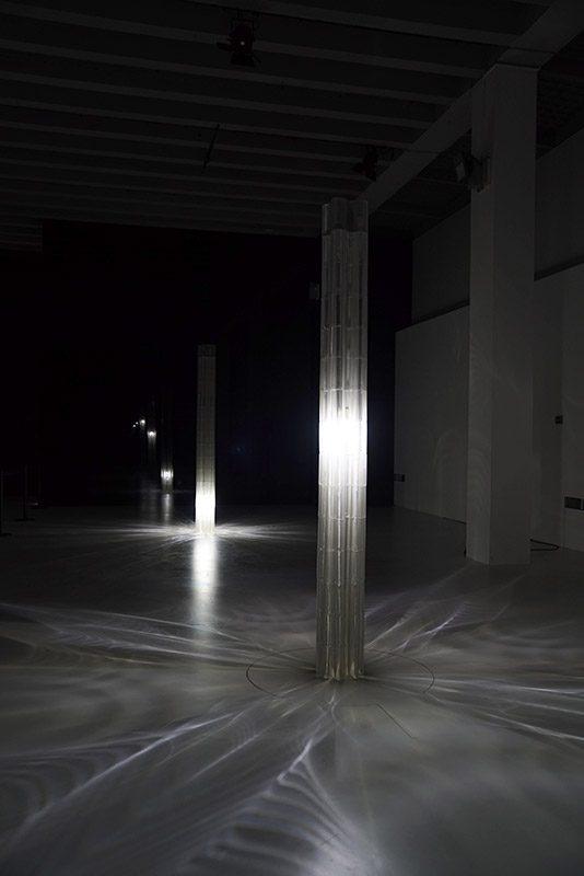 """Neri Oxman Milan Exhibition """"Ancient Yet Modern"""""""